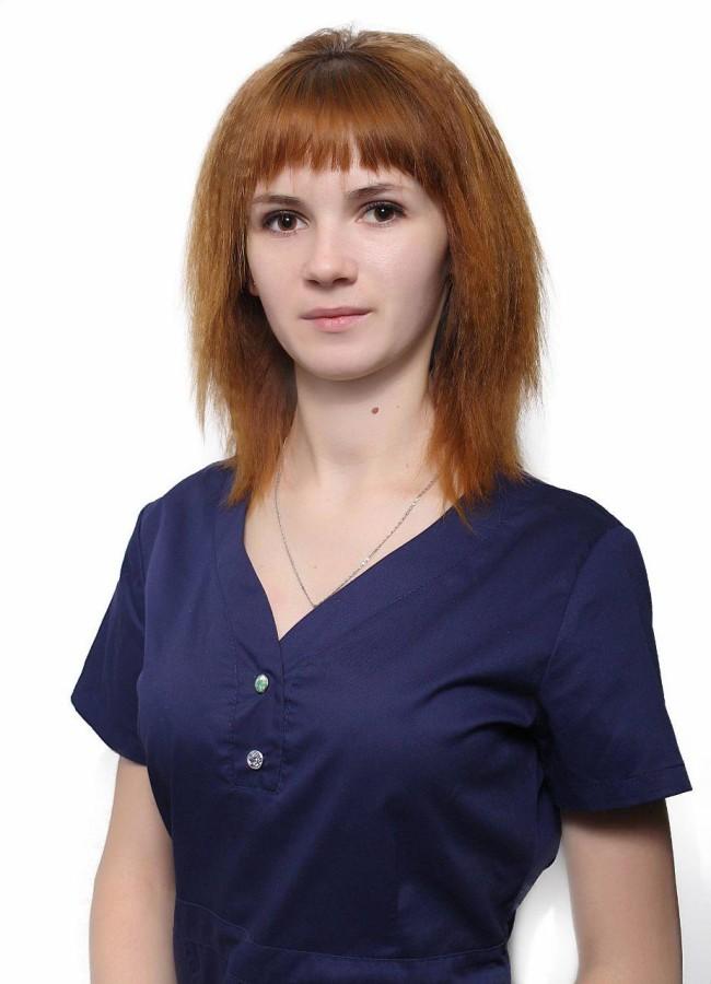 Богдан Любовь Александровна